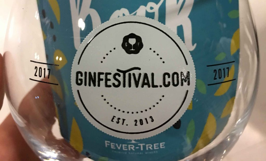 Gin Festival Glass