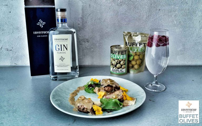 Gin and Food