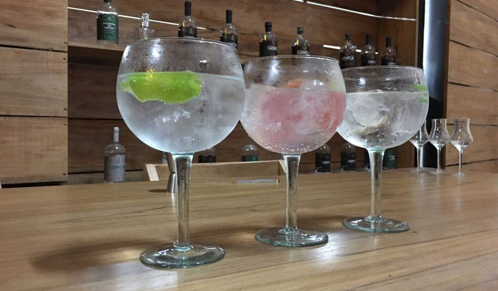 The Inca Distillery Gins